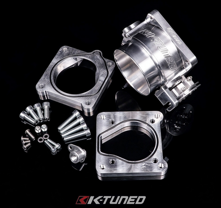 80mm K-series K-Tuned throttle body for RBC manifold